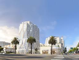 postmodern architecture gehry. Unique Gehry Postmodern Architecture Gehry Frank Gehry Halves Santa Monica Hotel To  Meet Height Restrictions Intended Postmodern Architecture Gehry