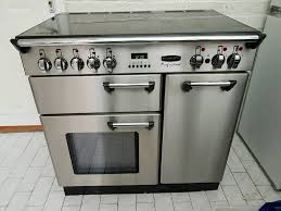 Professional Electric Ranges For The Home Rangemaster Professional Electric Range Cooker 90cm Stainless