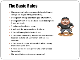 Baseball Basic Baseball