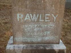 David Albert Rawley (1865-1927) - Find A Grave Memorial