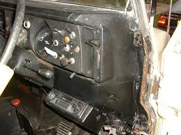 my land rover behind the dash was a rats nest of wiring none of which made sense i have pulled out vast amounts of redundant wiring and bypassed the faulty indicator