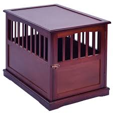 furniture pet crate. Gymax 24\u0027\u0027 Wood Pet Crate End Table Cat Dog Kennel Cage W/ Lockable Door Furniture - Free Shipping Today Overstock 26542356 T