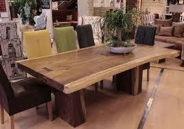 Xxl Esstisch 200 X 129 Cm Hartholz Massiv Eßtische Dining Table
