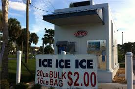 Ice Vending Machine Inspiration Ice Vending MachineCash Business For Sale In Martin County Florida