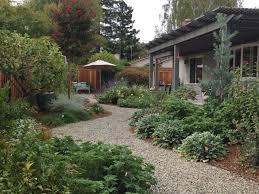 Synthetic Lawn Burnt Ranch California Landscape Rock Backyard Lawn Free Backyard