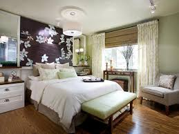 Mirror Wall Bedroom Engaging Decorating Master Bedroom Ideas With Grey Wall Color And