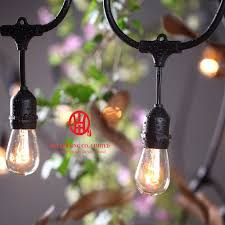 Heavy Duty String Lights Us 85 0 Waterproof Heavy Duty 15m Outdoor S14 Bulb String Lights Connectable Festoon For Party Garden Christmas Holiday Garland Cafe In Doors From