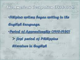 Ppt The American Occupation 1898 1946 Powerpoint Presentation