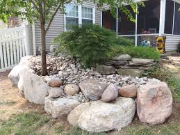 river jack boulders retaining wall yardlet pa boulder wall stone pond wall