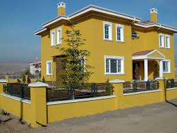 Awesome Home Exterior Paint Design Home Design Planning Interior Exterior Paint House Design