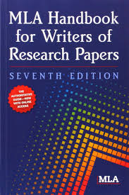 Mla Handbook For Writers Of Research Papers Gibaldi 8601419603268