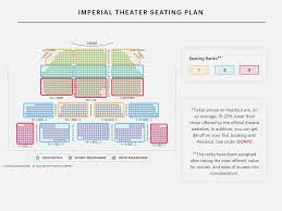Imperial Theater Nyc Seating Chart Majestic Theatre Nyc Majestic Theatre Nyc Seating