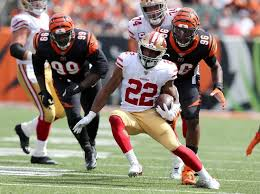 Sf Running Back Depth Chart 49ers Vs Bengals San Francisco Week 2 Game Balls Highlights