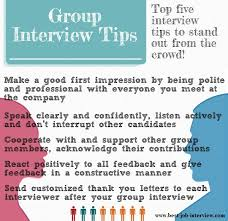 typical group interview questions and answers group interview tips list