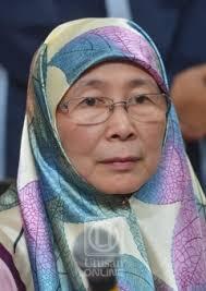 Image result for wan azizah muda