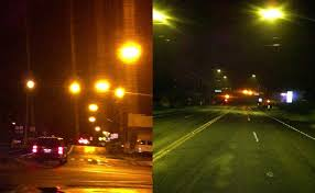 high tech lighting fixtures. low pressure sodium light fixtures outdoor in addition to shift high tech streetlights saves dark skies money, source : digsdigs.соm lighting