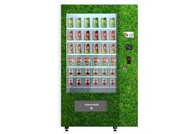Vending Machine In Spanish Interesting Egg Vegetables Salad Belt Conveyor Combo Elevator Vending Machine
