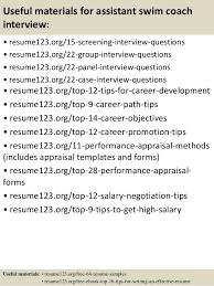 15 sales coach resume