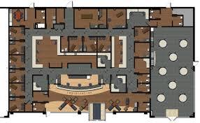 modern office plans. Modern Home Office Floor Plans M