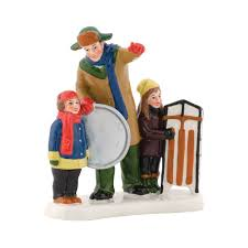 Christmas Vacation Department 56 Figurines