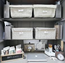 home office nook. Small Office Organization Ideas View In Gallery Organized Home Nook Business