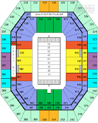 Silverdome Seating Chart Ticket Solutions