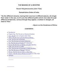Wheeling Island Showroom Seating Chart The Making Of A Devotee Swami Vivekananda