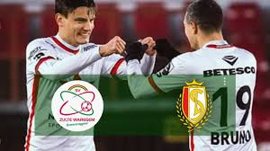 Zulte Waregem vs Standard Liege #Zulte #Liege Match Highlights - YouTube