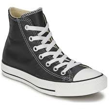 converse chuck taylor all star leather high top uni 132170c for