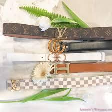 Amazon Designer Belts Five Of The Best Designer Dupe Belts On Amazon All Under 25