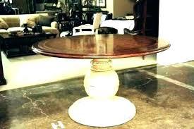diy round pedestal dining table round table base pedestal table pedestal table pedestal table base make