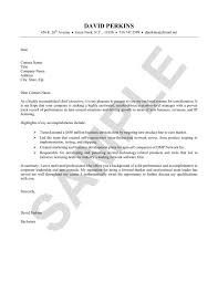 Ideas Collection Sample It Cover Letter Template Great Sample Cover