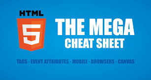 Html5 Cheat Sheet Html 5 Cheat Sheet Including Free Pdf Download Make A Website Hub
