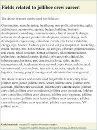 Resume Format For Hospitality Industry Ceciliaekici Com