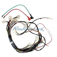 main wire harness for 110cc 125cc atvs 110cc chinese atv wiring harness x pro� main wire harness for 110cc 125cc atvs
