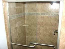 install ceramic tile in shower wonderful awesome cost installation showers throughout inst