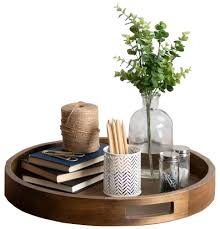 mikayla coffee table tray natural