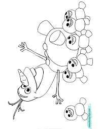 Small Picture Frozen Coloring Pages 2 Disney Coloring Book