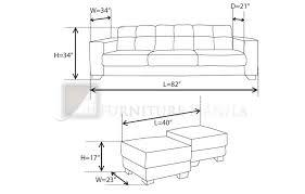 superb average 3 seater sofa length my delicate dots portofolio