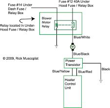 reliable wiring schematic for ac heat blower motor system? honda snow blower wiring diagram reliable wiring schematic for ac heat blower motor system? honda civic forum