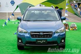 2018 subaru xv quartz blue. perfect blue stepping up to the 20is it adds led headlamps with daytime running  lights power folding door mirrors turn signals and larger 18inch alloys  with 2018 subaru xv quartz blue o
