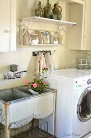 Laundry Room In Kitchen 17 Best Ideas About Vintage Laundry Rooms On Pinterest Vintage