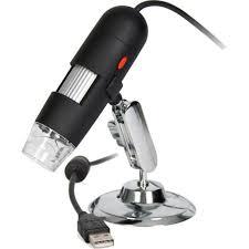 <b>Микроскоп цифровой</b> карманный <b>Kromatech 50</b>-<b>500x</b> USB, с ...