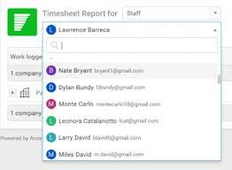 Timesheet Reports