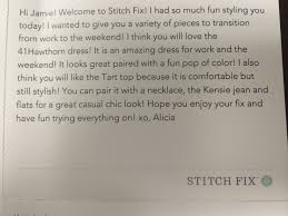 Stitch Fix Notes Stitch Fix For A Fashionista A Stitch Fix Review Hot