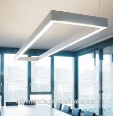 overhead office lighting. Aluminum Silver Led Tube Light Office Hanging Light. Linear LightingSuspended LightingOverhead Overhead Lighting