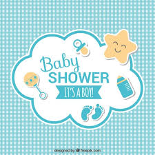 Baby Shower Card Vector  Free DownloadBaby Shower Pictures Free