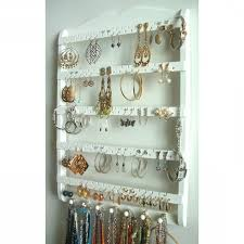wall jewelry box hanging jewelry organizer diy jewelry organizer box within unique jewelry holder diy which