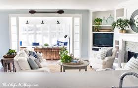 Superior Beach Cottage Window Treatments
