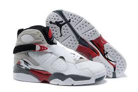 jordan 8 retro. air jordans 8 retro \u201cbugs bunny\u201d white/hyper blue-true red-flint grey mens jordan